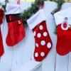 3 maneras para que los niños bling-fuera comprado en la tienda medias de Navidad