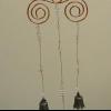 Bell, de perlas y alambre de carrillón