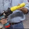 Adaptador de perforación Masilla-gun