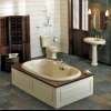 Combine los colores de baño con confianza