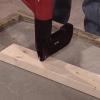 Pistola de clavos de concreto