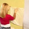 Técnica de pintura decorativa: la pintura de papel arrugado