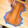 Técnica de pintura decorativa: instrucciones woodgraining