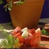 Hierbas sabrosas mejorar platos de verano