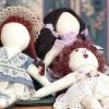 Muñeca de trapo Folk