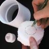 Decoración de Halloween: cómo hacer un candelabro goteo de imitación