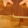 Herramientas de instalación de la madera dura