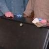 Cómo aplicar una técnica de pintura nuri Negoro
