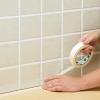 Cómo aplicar un sellador de lechada y las áreas de azulejos