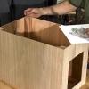 ¿Cómo construir una caseta de perro de estilo pagoda