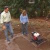 ¿Cómo construir un camino de piedra pavimentadora