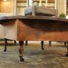 ¿Cómo construir una mesa de centro de madera recuperada