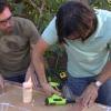 ¿Cómo construir una puerta de pantalla secoya