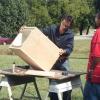 ¿Cómo construir un soporte de la papelera