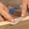 ¿Cómo construir con madera contrachapada utilizando bandas de borde y ebanistería pasador
