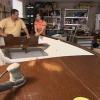 ¿Cómo crear una cama de un viejo barco