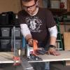 ¿Cómo crear una encimera de bambú personalizado en un baño