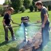 ¿Cómo crear una valla de metal de hoja de estilo moderno