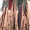 Cómo crear un patio de losas mulch