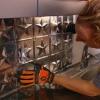 Cómo crear un backsplash baldosas de estaño