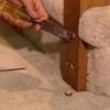 Cómo demoler una vieja escalera