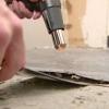 Cómo demoler pisos e instalar contrapiso