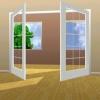 Cómo ampliar una abertura de la pared de puertas francesas