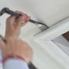 Cómo ampliar una trampilla para la instalación de escaleras