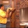 Cómo terminar chapa de ladrillo con mortero