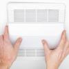 Cómo instalar un ventilador de baño de escape