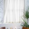 Cómo instalar una barra de cortina en marco de la ventana