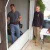 Cómo instalar una puerta de garaje