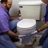 Cómo instalar un nuevo inodoro