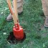 Cómo instalar un poste y buzones