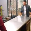 Cómo instalar una encimera de cocina de acero inoxidable