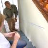Cómo instalar una barandilla de escalera