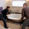 Cómo instalar una bañera de hidromasaje
