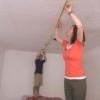 Cómo instalar enclavamiento paneles de techo de estaño