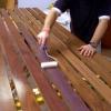 Cómo instalar paneles de madera de ipe