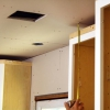 Cómo instalar la cocina molduras de corona gabinete