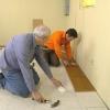 Cómo instalar suelo de corcho natural