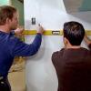 Cómo instalar paneles de madera de roble stile-y-rail