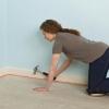 Cómo instalar sisal o yute alfombras