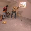 Cómo instalar el suelo laminado traba a presión