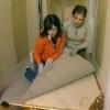 Cómo instalar baldosas en diagonal en un pasillo