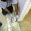 Cómo instalar pisos de baldosas