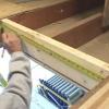 Cómo instalar escaleras trampilla