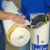 Cómo instalar contrapiso y piso laminado