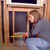 Cómo instalar paneles de yeso resistentes al agua