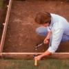 Cómo establecer una plataforma de concreto